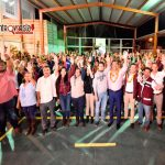 Habitantes de la agencia de Dolores reiteran apoyo a OGJ