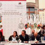 """Oaxaca se suma a los """"10 compromisos por el Desarrollo Social"""""""