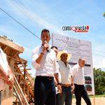 Supervisa Gobierno acciones para mejorar el suministro de agua potable en Putla