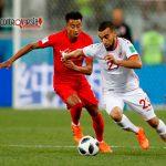 Inglaterra sufre para ganarle a Túnez 2-1 en Volgogrado Arena