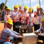 Inicia UABJO construcción del Hospital de Grandes Especies de la FMVZ
