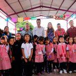 Gobierno de Xoxo dignifica centros educativos de nivel básico