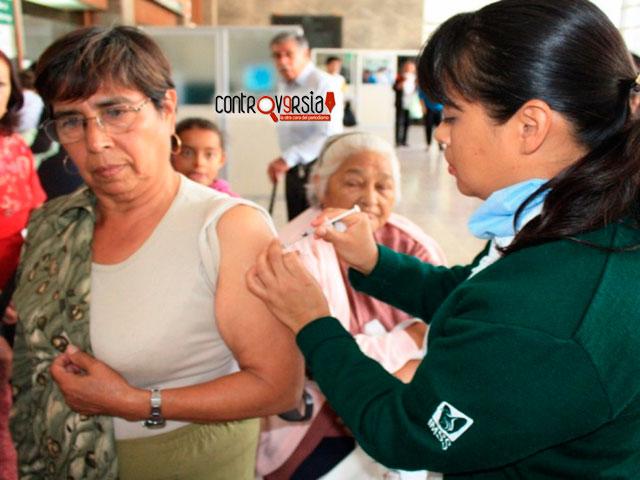 Inicia campaña de vacunación anti-influencia en Oaxaca