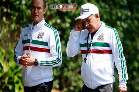 Hoy México enfrenta a Chile