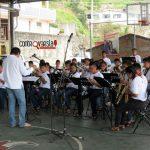 Banda de música del CIS Zoogocho, orgullo de Oaxaca: IEEPO