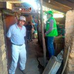 Revisa CEPCO laderas en comunidades afectadas por lluvias