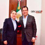 Municipio de Oaxaca y BANOBRAS buscarán proyectos estratégicos