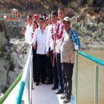 Contribuye Gobierno de Oaxaca en el mejoramiento de infraestructura social de Mitla