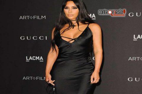 Así afronta Kim Kardashian su cuarta experiencia en la maternidad