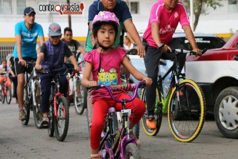 DIF Xoxocotlán invita a paseo ciclista para fomentar actividad física