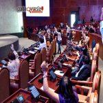 Evita Congreso de Oaxaca politización de recursos públicos