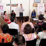 Gobierno capitalino, promotor permanente de la participación política de las mujeres