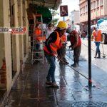 """Concluye en la capital primera fase del programa municipal """"Mercado Limpio"""""""