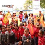 Trabaja DIF Xoxo por el bienestar y desarrollo de la niñez