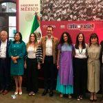 En Ciudad de México, edil Oswaldo García invita al festival Vibra Oaxaca