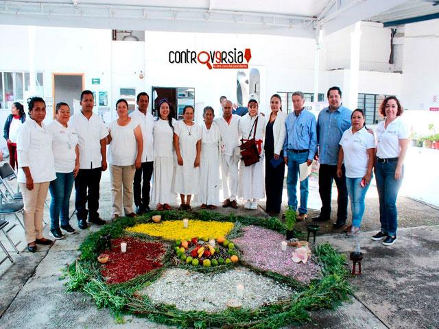Abona Gobierno Capitalino a preservar la medicina tradicional