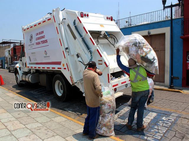 Doce personas detenidos por depositar basura en la calle