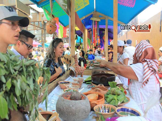 Invita Seculta a degustar comida 100% oaxaqueña