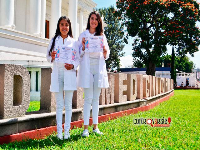 Estudiantes UABJO ganan en concurso nacional de Morfología