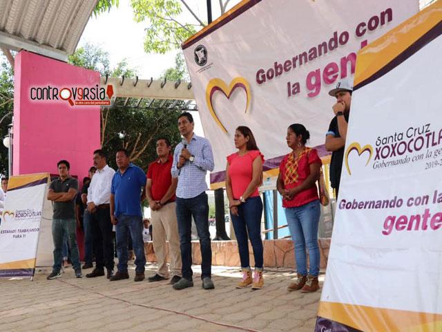 Abastecerán de agua potable a familias de Xoxocotlán