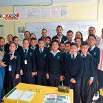 Mejorar la calidad de espacios educativos para la niñez es un compromiso: Oswaldo García