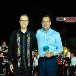 Comparte Oswaldo García con empresarios de Index esfuerzos para el desarrollo de la capital
