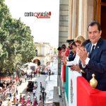 Atestigua Oswaldo García desfile conmemorativo de la Revolución