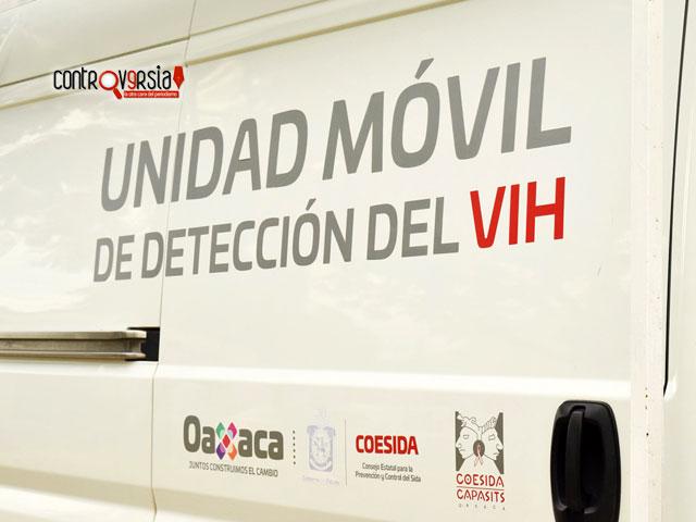 Conmemorará Coesida Día Nacional de la Prueba de VIH