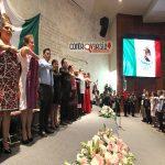 Rinden Congresistas de morena Primer Informe Legislativo