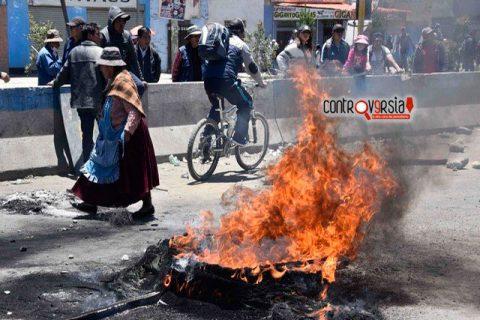 Régimen de Áñez quiere acusar a Evo Morales de sedición