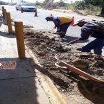 Continúa programa municipal para mejorar vialidad en Xoxo
