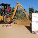 Con obras públicas atienden necesidades básicas de Xoxo