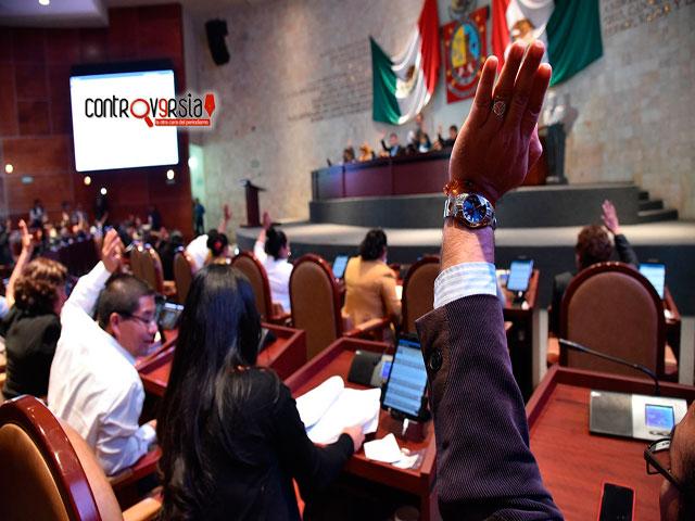 Avala Legislativo revocación de mandato y consulta popular