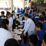 Acerca Ayuntamiento capitalino Caravanas de Bienestar a la juventud
