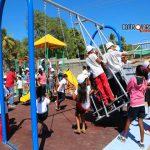 Con el rescate de espacios públicos, construimos un mejor futuro para nuestras niñas y niños: IMM