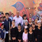 Inaugura Dante Montaño 1er semestre 2020 de la Casa de la Cultura de Santa Lucía del Camino
