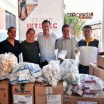 Estrecha Oswaldo García lazos de hermandad con comunidades del Istmo