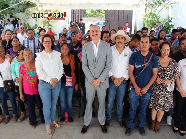 Signan convenio de colaboración el COBAO y AFODEPO