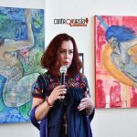 Adriana Audiffred, una mirada sin prejuicios en la exposición «Cuerpos Fragmentados»