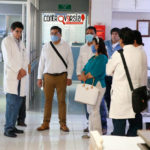 Constatan diputadas y diputados necesidades del Hospital Civil